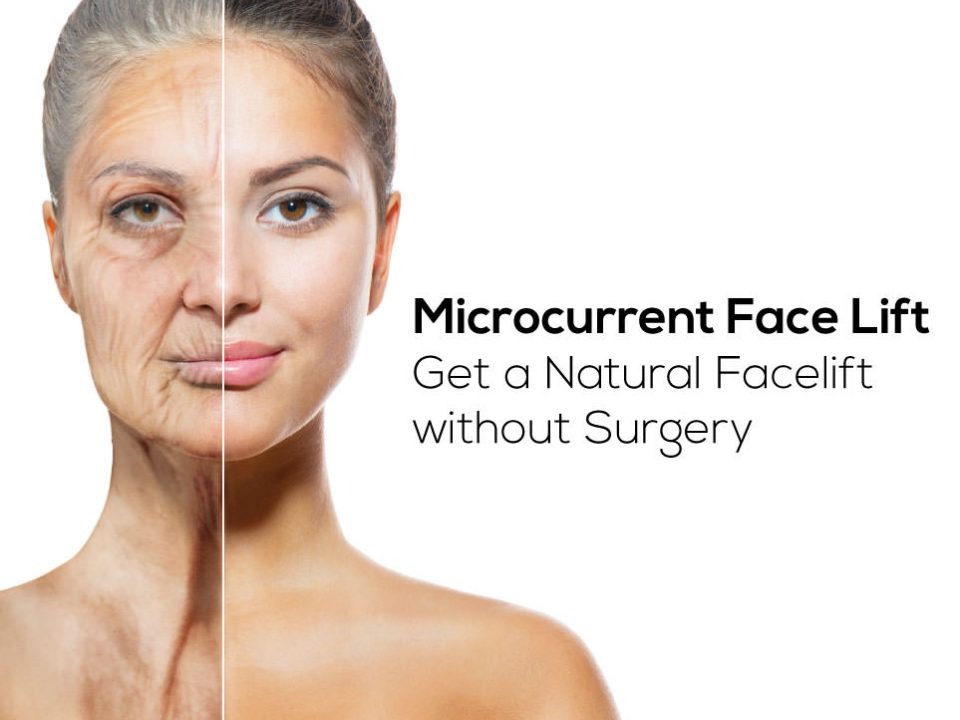 Mint-Spa-Microcurrent-Face-Lift